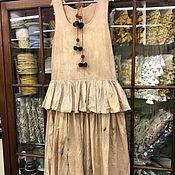 """Одежда ручной работы. Ярмарка Мастеров - ручная работа Платье """"В отпуск!"""". Handmade."""
