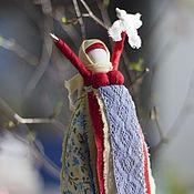 Куклы и игрушки ручной работы. Ярмарка Мастеров - ручная работа Кукла народная Радостея  Радуюсь весне... Handmade.
