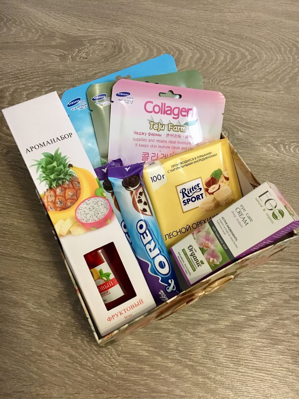 Что подарить на 8 марта: новая коробочка Viva Beauty Box рекомендации