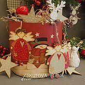 Подарки к праздникам ручной работы. Ярмарка Мастеров - ручная работа Подарочный набор № 50. Handmade.