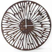 Для дома и интерьера handmade. Livemaster - original item Designer wall clock