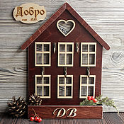 Для дома и интерьера handmade. Livemaster - original item Housekeeper personal House. Handmade.