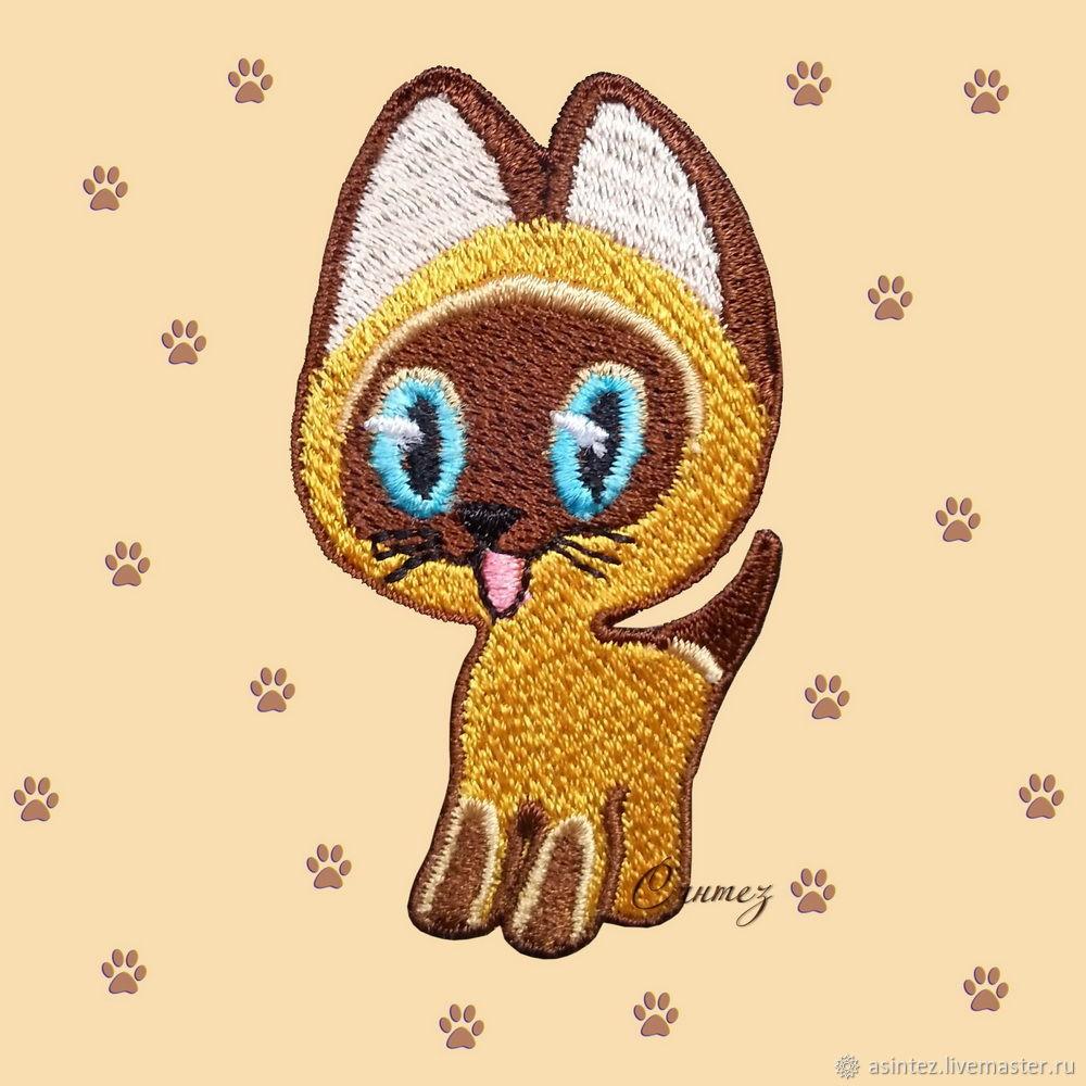 Картинки котенок гав для срисовки