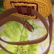 Поясная сумка ручной работы. Ярмарка Мастеров - ручная работа Поясная сумка. Handmade.
