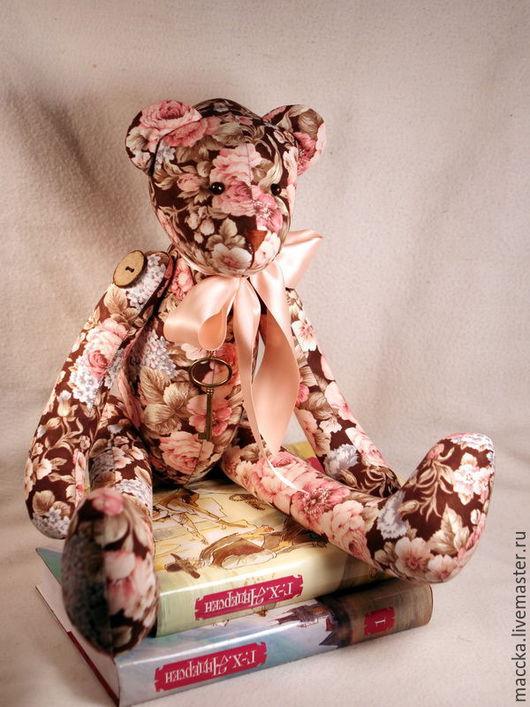 Куклы Тильды ручной работы. Ярмарка Мастеров - ручная работа. Купить Тильда мишка большой (55см). Handmade. Мишка, корейский хлопок