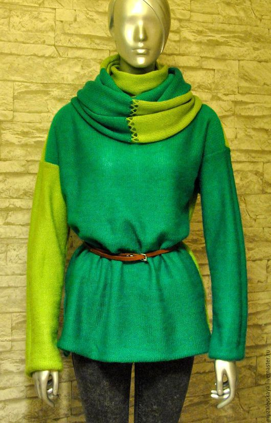 Кофты и свитера ручной работы. Ярмарка Мастеров - ручная работа. Купить Пуловер. Handmade. Вязание на заказ, кофта вязаная