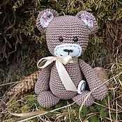 Куклы и игрушки ручной работы. Ярмарка Мастеров - ручная работа Бурый мишка. Handmade.