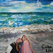 Картины и панно ручной работы. Ярмарка Мастеров - ручная работа Куба Либре. Handmade.