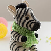 Мягкие игрушки ручной работы. Ярмарка Мастеров - ручная работа Малыш Бакси. Handmade.