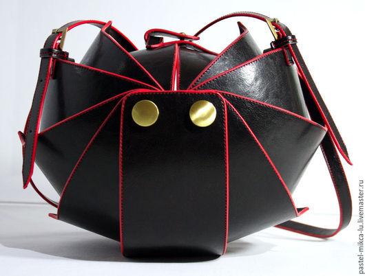 """Женские сумки ручной работы. Ярмарка Мастеров - ручная работа. Купить Женская сумка """"Орешек"""" XL (искусственная кожа). Handmade."""