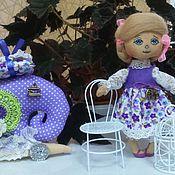 Куклы и игрушки ручной работы. Ярмарка Мастеров - ручная работа Малышка Беллочка. Handmade.