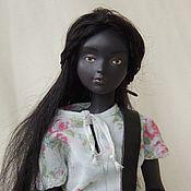 Куклы и игрушки handmade. Livemaster - original item porcelain. Articulated doll Nora. Handmade.