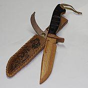 Субкультуры ручной работы. Ярмарка Мастеров - ручная работа Нож детский деревянный Sibert Scout. Handmade.