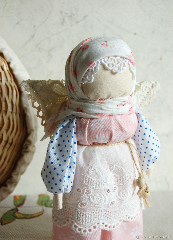 """Кукла Ангел """"Добра и счастья"""", Народная кукла, Владимир,  Фото №1"""