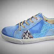 Обувь ручной работы. Ярмарка Мастеров - ручная работа Спортивная обувь 031. Handmade.