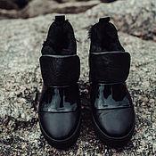 Обувь ручной работы. Ярмарка Мастеров - ручная работа Кеды на скрытой танкетке Sajana. Handmade.