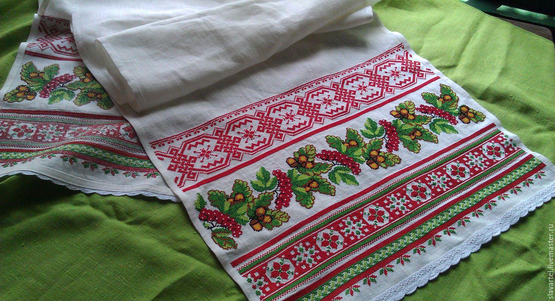 Русский свадебный рушник своими руками фото 996