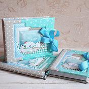 Подарки к праздникам ручной работы. Ярмарка Мастеров - ручная работа Набор для малыша. Handmade.
