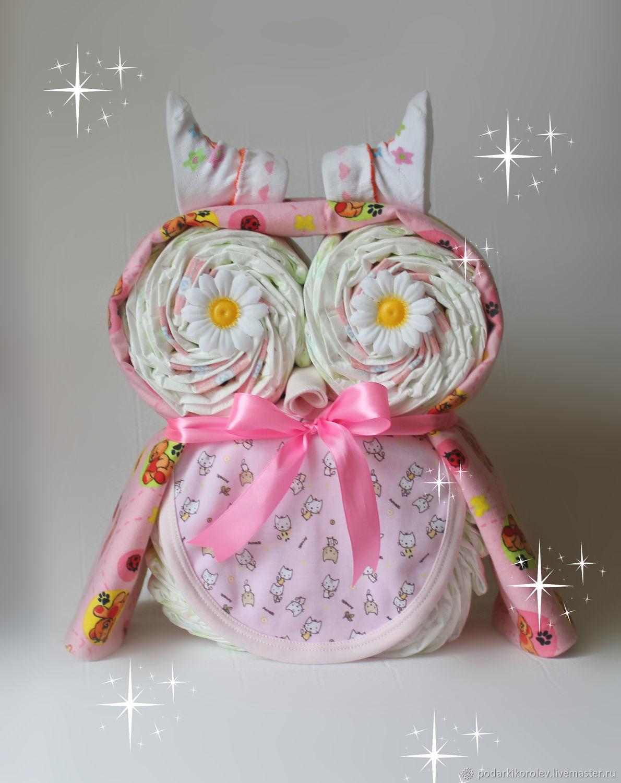 Подарок на рождение малыша: красивые идеи Домашний способ 37