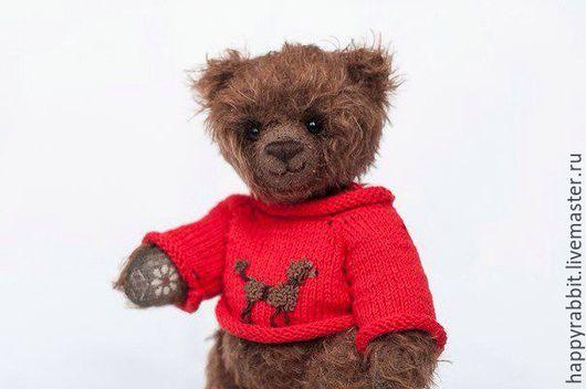 Мишки Тедди ручной работы. Ярмарка Мастеров - ручная работа. Купить Мишка Тедди -Матвейка. Handmade. Коричневый, teddy