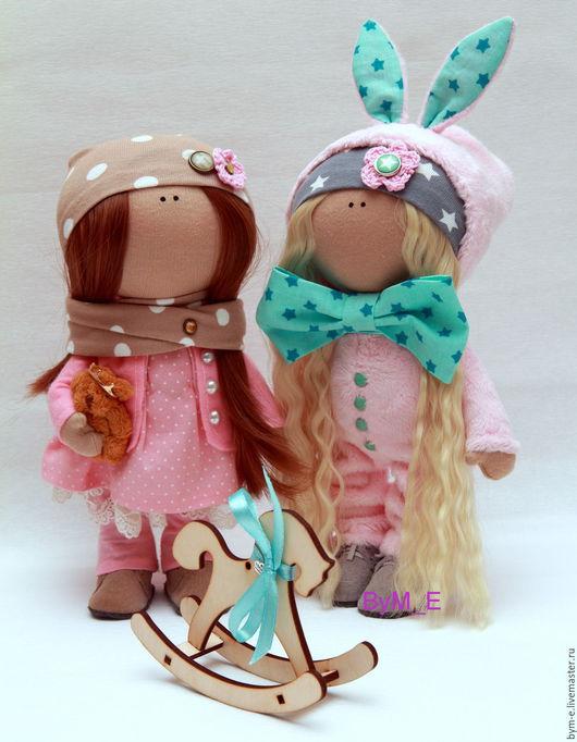 Куклы Тильды ручной работы. Ярмарка Мастеров - ручная работа. Купить Интерьерные куклы ручной работы. Handmade. Интерьерная кукла