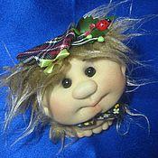 Куклы и игрушки ручной работы. Ярмарка Мастеров - ручная работа Домовеныш. Handmade.