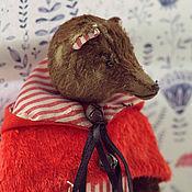 """Куклы и игрушки ручной работы. Ярмарка Мастеров - ручная работа Мишка """"Матрас"""". Handmade."""