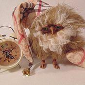 Куклы и игрушки ручной работы. Ярмарка Мастеров - ручная работа Совенок Сплюшик. Handmade.
