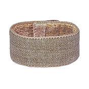 handmade. Livemaster - original item Bracelet nettle homespun. Handmade.