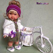 Куклы и игрушки ручной работы. Ярмарка Мастеров - ручная работа Комплект для куклы.. Handmade.