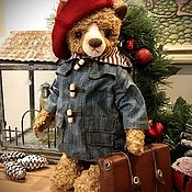 Куклы и игрушки handmade. Livemaster - original item Teddy Bears: Everyone knows the bear). Handmade.