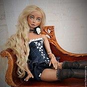 Куклы и игрушки ручной работы. Ярмарка Мастеров - ручная работа Роуз, фарфоровая шарнирная кукла. Handmade.