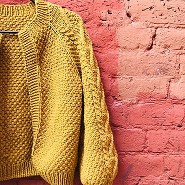 Одежда ручной работы. Ярмарка Мастеров - ручная работа Бомберы: Бомбер Oversize. Handmade.