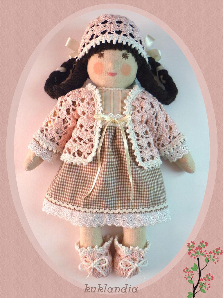 Рози, 32 см, Вальдорфская игрушка, Самара, Фото №1