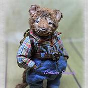 """Куклы и игрушки ручной работы. Ярмарка Мастеров - ручная работа Тигр Тедди """"Джек"""". Handmade."""