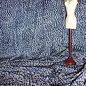 Ткани ручной работы. Ярмарка Мастеров - ручная работа Отрез ткани, трикотаж-стрейч, 2,7 метра. Handmade.