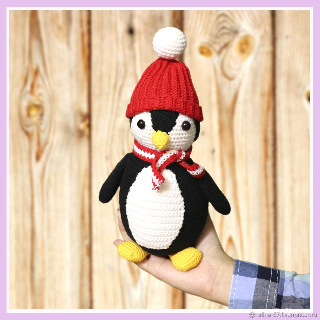Penguin, Stuffed Toys, Azov,  Фото №1