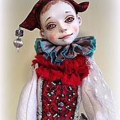 Куклы и игрушки ручной работы. Ярмарка Мастеров - ручная работа коллекционная  кукла ШАРЛЬ (ПРОДАН). Handmade.