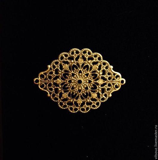 Арт.В27080 Декоративный элемент Цвет античная бронза