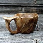 Посуда handmade. Livemaster - original item Mug Kuksa from birch suvela. Handmade.