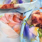 Материалы для творчества ручной работы. Ярмарка Мастеров - ручная работа - 25 % от цены! Ткань плательная. Handmade.