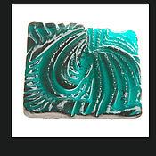 Для дома и интерьера ручной работы. Ярмарка Мастеров - ручная работа Плитка декоративная из цветного стекла.. Handmade.