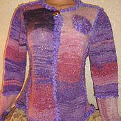 """Одежда ручной работы. Ярмарка Мастеров - ручная работа Кардиган """"меланж"""". Handmade."""
