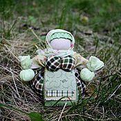 """Куклы и игрушки ручной работы. Ярмарка Мастеров - ручная работа Куколка-кубышка """"Здравушка"""". Handmade."""