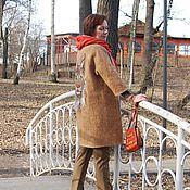 """Пальто ручной работы. Ярмарка Мастеров - ручная работа Пальто валяное """"Рысь"""". Handmade."""