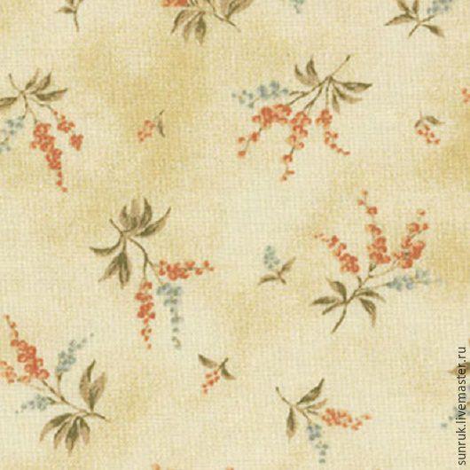 Шитье ручной работы. Ярмарка Мастеров - ручная работа. Купить Японская ткань для пэчворка и шитья, принт. Handmade. Комбинированный, хлопок