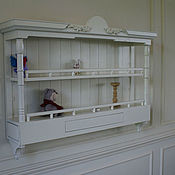 Для дома и интерьера ручной работы. Ярмарка Мастеров - ручная работа 572.Полка навесная. Handmade.