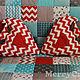 Текстиль, ковры ручной работы. Ярмарка Мастеров - ручная работа. Купить Подушки рыбки. Handmade. Текстиль для детской, текстиль для дачи