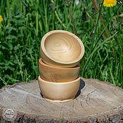 Для дома и интерьера handmade. Livemaster - original item Pine Wooden Plates, Bowls(3#8. Handmade.