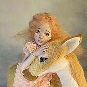 """Куклы и игрушки ручной работы. Ярмарка Мастеров - ручная работа Шарнирная Авторская Кукла """"Pearl"""" BJD. Handmade."""